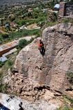 Rock climber, Mijas