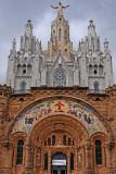 Church and basilica, Tibidabo