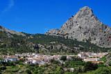 Grazalema and mountain