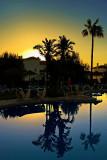 Pool sunrise, Miraflores