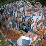 Jumble of houses, Casares