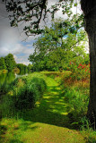 Lakeside path, The Vyne