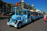 The land-train, Weymouth sea-front
