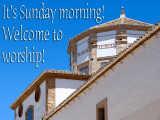 'Welcome' slide from the Ronda series