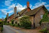 Cottages, Bossington (2004)