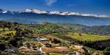 Distant view of Sierra Nevada