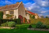 Lytes Cary Manor ~ garden corner