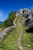 Winding path, Gaucin
