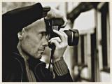 The Photographer (Challenge: Image Grain)