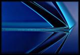 Blue arrow (Challenge: Paper)