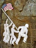 Suribachi memorial