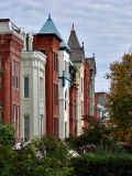 East Capitol Street mansions