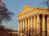 Supreme Court in sweet light