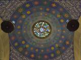 Shrine interior dome