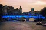 Le Pont Neuf a le blue