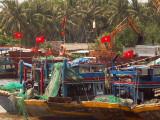 Le port de Phan Tiet.