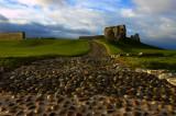 Duffus Castle..