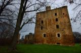 Spynie Palace...