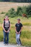 Deer watchers