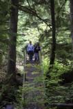 Trail to Shi-Shi