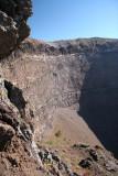 Vesuvio crater
