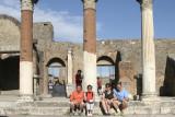 Pompei group photo