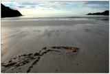 Refviksanden beach,Ervik
