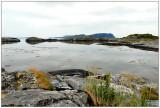Scenery from Kalvåg in Bremanger