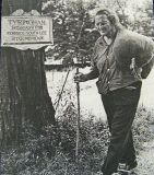 Gramma Gatewood  ( Appalachian Trail Legend)