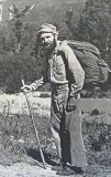 Gene Esby ( Second Person to  Ever Thru-hike AT ( 1951)