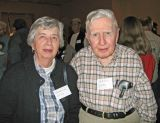 Eugenia And Gene Esby ( Second Person To Thru-Hike AT Ever)