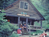 Packer Lake Lodge  ( June 1977)