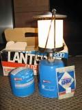 1970's   Garcia Camping Gaz Lantern