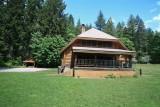 New Stehekin Log School ( 19 Years Old )