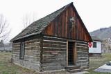 Bender Canyon Log School House ( Cashmere, Wash.)