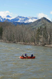 Early Spring Rafting On The Wenatchee River
