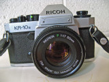 Ricoh KR-10se ( Released  On Market Feb. 1980)