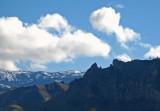 Saddle Rock Above Wenatchee On A Nice Spring Day