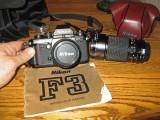 Nikon  F3 Film SLR