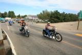 Omak Stampede Brings  Lots Of Bikers
