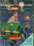 1965  Coleman Booklet  , With Their Lineup For Camping