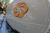 Dusting Of Snow On Roak Moak's Van