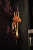 Vince's trumpet