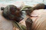 Sacred repose, Rishikesh, India