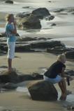 Watching the Surf, Alexandra Headland