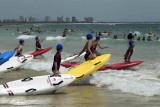 Junior surf lifesavers, Mooloolaba