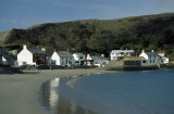 Inaccessible by road, the Ty Coch Inn nestles into the cove at Porthdinllaen