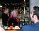 Inside the TyCoch Inn, Porthdinllaen, Llyn Peninsula