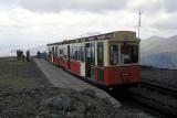 Snowdon Mountain Railway at Clogwyn