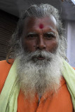 Hindu sadhu, Haridwar,  India